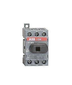 Interruptor seccionador OT16F3