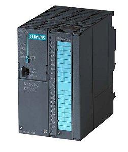 Siemens S7-300 Cpu 312c + Modulo SM 321