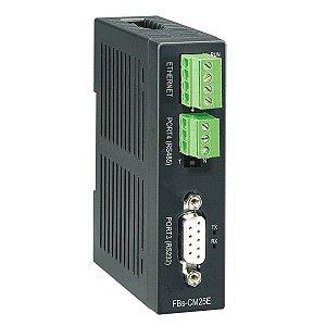 Módulo Comunicação Clp Altus Fbs Cm25e Rs232 Rs485 Ethernet