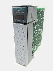 Allen Bradley SLC 500 DeviceNet Scanner Module 1747-sdn 24vdc serie b 6.002
