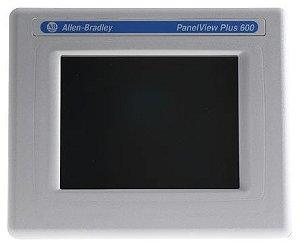 Painel View  plus 600 2711P-T6M5D serie B