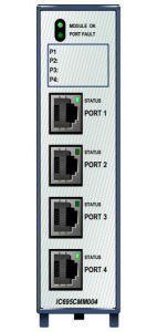 GE Intelligent Platforms / GE Fanuc GE RX3i PacSystem ic695cmm004-ad