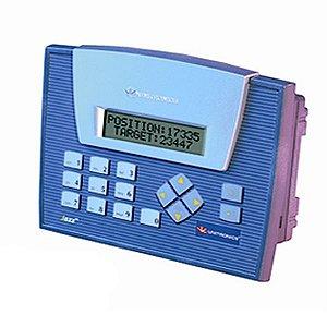 PLC HMI  Jz 10-11-T10 24VDC, 6 entradas digitais, 4 saídas de relé