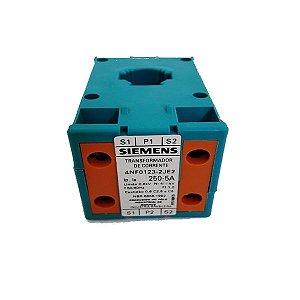 Transformador De Corrente 250-5a 4nf0123-2je2 - Siemens