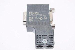 Conector Siemens Profibus 6es7 972-0bb52-0xa0 Original Novo