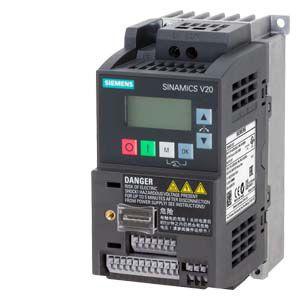 Inversor de Frequência Siemens 6SL3210-5BB15-5UV1