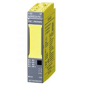 Módulo de saída digital Siemens Et 200sp 6es7 136-6ba00-0ca0