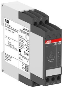 Relé de Monitorização de Fase com Contactos 2NO / 2NC; 3 fases; 500 V
