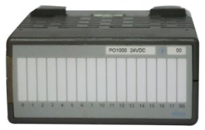 Modulo de Entrada Digital 16 Entradas 24VCC - PO1000