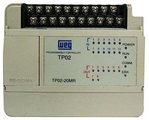 CONTROLADOR PROGRAMAVEL - TP02-20MR