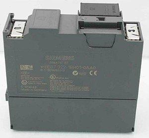 SIMATIC S7-300, saída digital SM 322, isolado, 16 DO, 24 V DC, 0,5A, 1x 20 polos, corrente total 4 A / grupo (8 A / módulo)