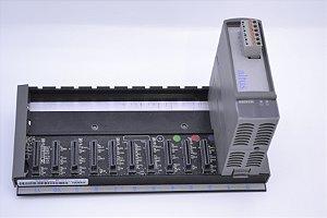 NX9001 - BASTIDORES PARA CPS + NX8000 - Fonte de Alimentação 30 W 24 Vdc