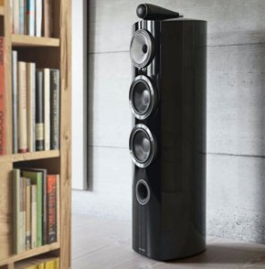 Caixa torre B&W - Bowers & Wilkins 804 Diamond D3 - Par