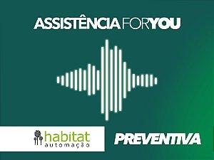 Assistência preventiva para equipamentos de Automação, áudio e vídeo - CONSULTE OS PLANOS
