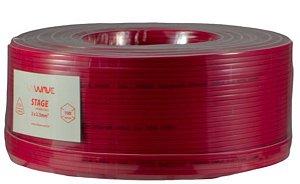 Cabo de caixa CCA 2×2,5mm² - Vendido em bobina de 100m (Valor M Linear)