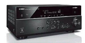 Receiver Yamaha Rx V385bl Av De 5.1 Ch