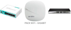 PACK WiFi HBT GIGABIT