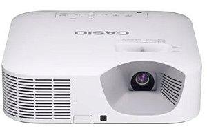 Projetor Casio XJ-F210WN, 3500 Lúmens, WXGA, Laser/Led Brilho 3.500 Ansi Lumens Contraste 20.000:1 Resolução 1280X800
