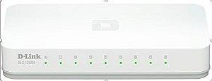 Switch 8 portas 10/100/1000