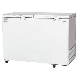 Freezer Horizontal de 411L com 2 Tampas Cegas Fricon HCED 411 C