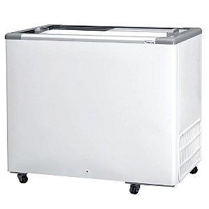 Freezer Horizontal de 411L com 2 Tampas de Vidro Fricon HCEB 411 V