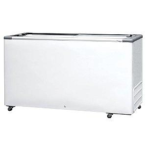 Freezer Horizontal de 503L com 2 Tampas de Vidro Fricon HCEB 503 V