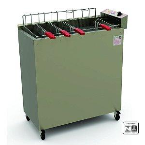 Fritadeira a Gás Água e Óleo de 30L Progás PR-3000 BPG STYLE