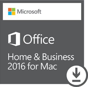 MICROSOFT OFFICE HOME & BUSINESS 2016 PARA MAC – 32 / 64 BITS – ESD + NOTA FISCAL