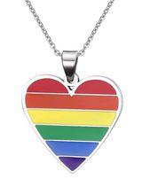 Orgulho LGBT da Forma Do Coração
