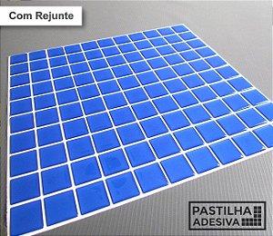 Placa Pastilha Adesiva Resinada 30x28,5 cm - AT035