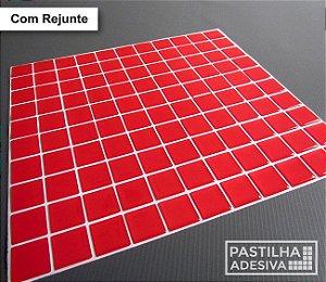 Placa Pastilha Adesiva Resinada 30x28,5 cm - AT039