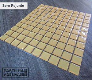 Placa Pastilha Adesiva Resinada 30x28,5 cm - AT041
