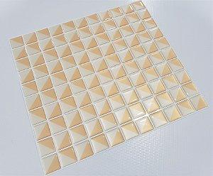 Placa Pastilha Adesiva Resinada 30x27 cm - AT051
