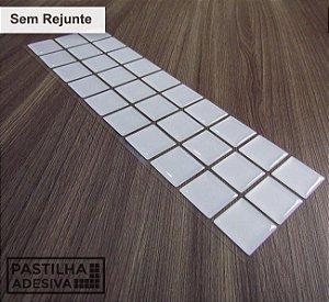 Faixa Pastilha Adesiva Resinada 28x9 cm - AT166