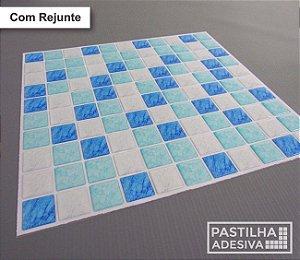 Placa Pastilha Adesiva Resinada 30x28,5 cm - AT192