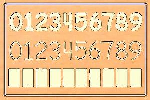 Primeiros Números de Encaixe