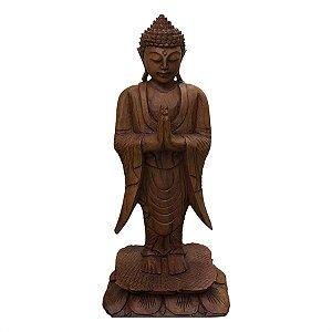 Buda Pé Anjali 50cm