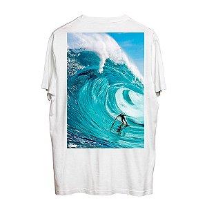 Camiseta Surfing - White