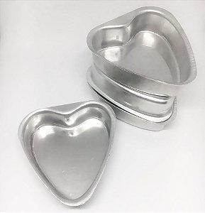 Forma de pão de mel coração 01