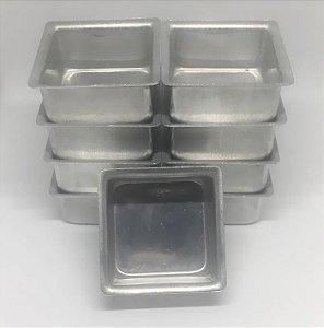 Forma de pão de mel quadrada 01