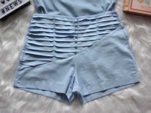 Short Candy Colors Azul