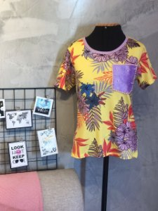 T-shirt Bolsinho