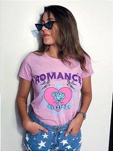 Camiseta Romance