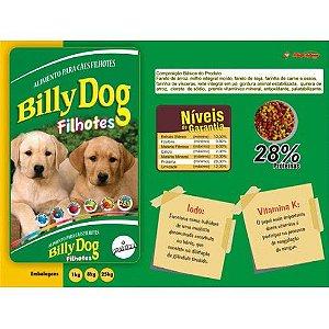 Ração Billy Dog Adulto 15kg