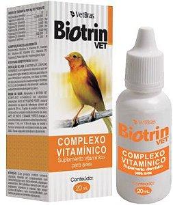 Biotrin Complexo Vitaminico 20ml