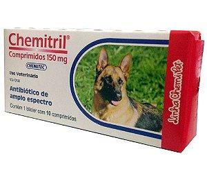 Chemitril 150mg - Caixa com 10 Comprimido