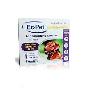 Ec-Pet 4.02ml - acima de 40kg