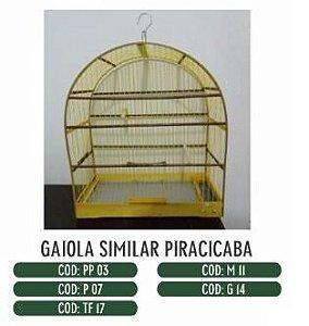 Gaiola Similar Piraçicaba Média - ref-11M