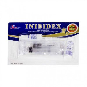 Inibidex com Seringa