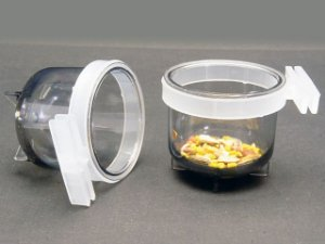 Porta Vitamina INJET Tricão - Fumê - 56.2